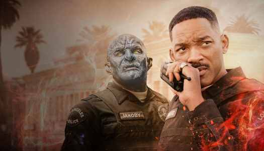 Netflix's Bright and the unspoken backstory