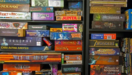 The Chumbawamba Approach to Board Games