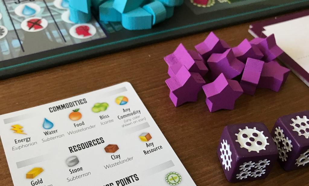 Anything from Stonemaier Games