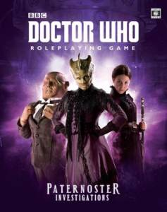 Doctor Who Sourcebook: Paternoster Investigation