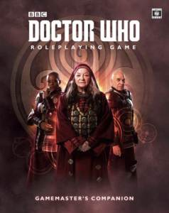 Doctor Who Roleplaying Game:Gamemaster's Companion