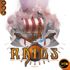 Raids by IELLO