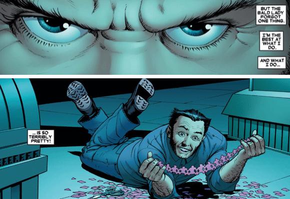 The Mindless X-Men