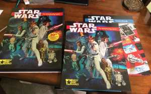 Star Wars: The Roleplaying Game (West End Games 30th Anniversary reprint)