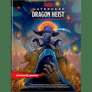 D&D Dragon Heist