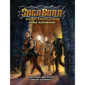 SagaBorn Roleplaying Game