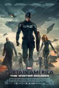 Captain America: The Winter Soldier(April 2014)