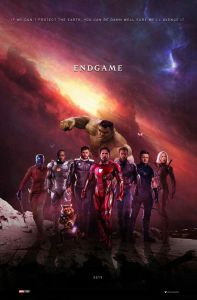 Avengers: Endgame (slated for May 2019)