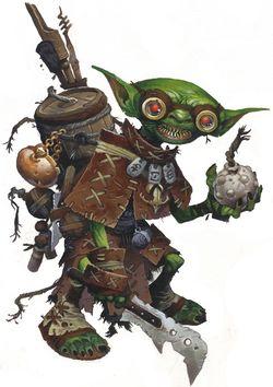 Pathfinder Second Edition Alchemist, Fumbus.