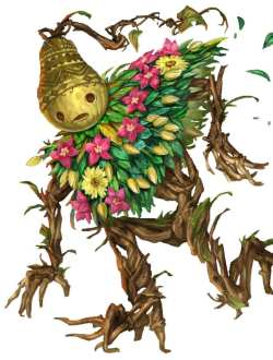 Pathfinder Second Edition Gourd Leshy for Druids