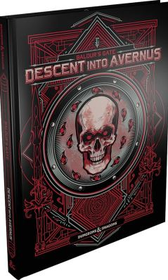 Baldurs Gate: Descent into Avernus Alternate Cover