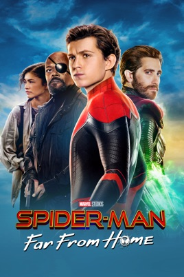 Spider-Man: Far From Home(July 2019)