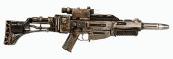 Poe Dameron Starfinder Build, his blaster rifle.