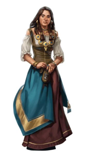 Pathfinder 2E Witch