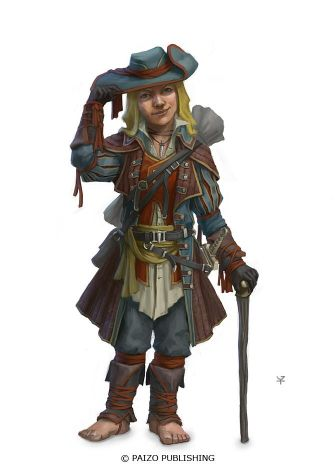 Pathfinder Advanced Players Guide Swashbuckler