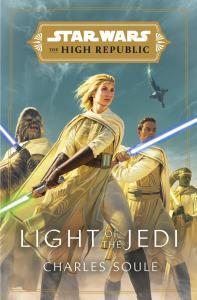 star wars high republic light of the Jedi cover