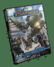 Starfinder Tech Revolution cover