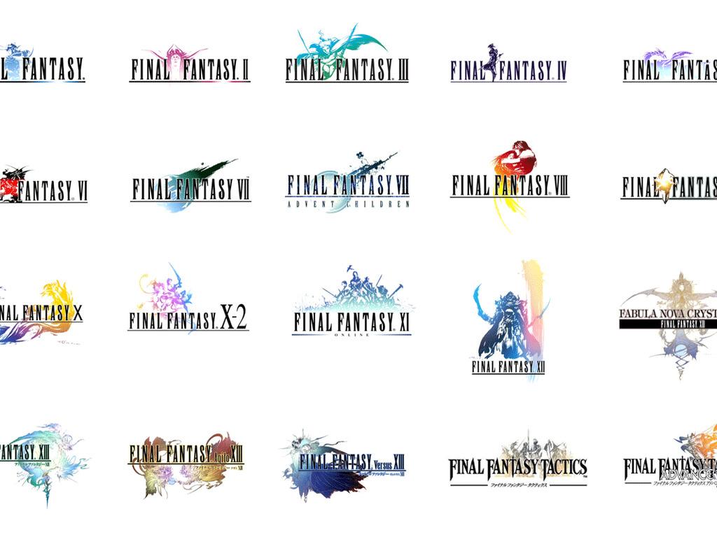 Final Fantasy 14 Logo Wwwimgkidcom The Image Kid Has It