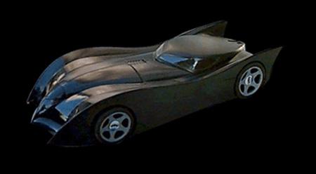 batmobile the new adventure