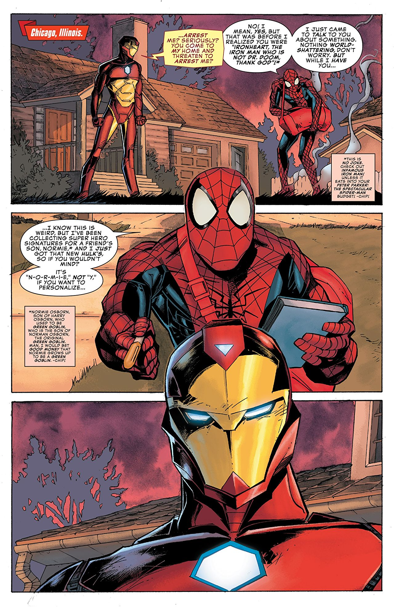 Review Peter Parker The Spectacular Spider Man 2