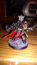 Black Templar Marshal Onshava