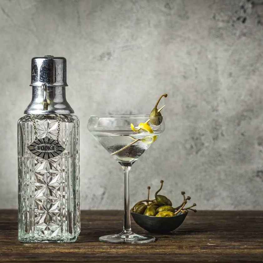 Chapter - VODKA AND GIN