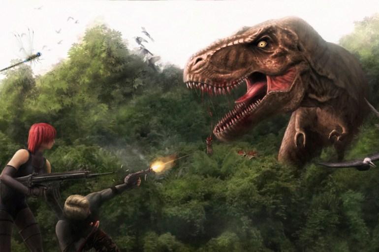 Dino Crysis
