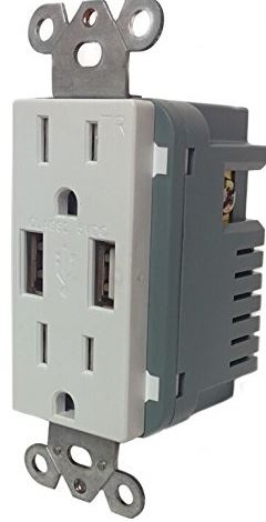 Multi Panel Include 2 Port Hdmi And Usb Wall Plates