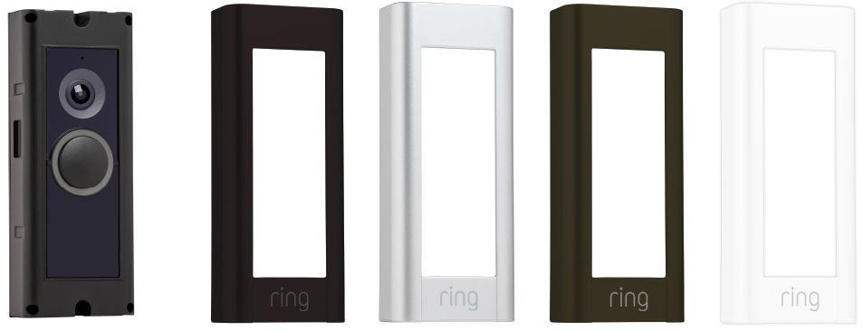 Ring Pro Faceplates