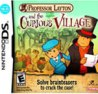 Professor Layton and the Curious Village for Nintendo DS