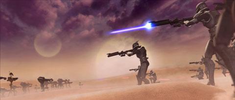 Star Wars The Clone Wars Lucasfilm