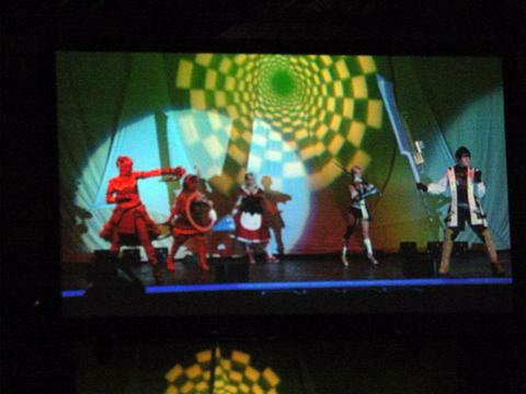 San Diego Comic-Con 2008, The Comic-Con International Masquerade