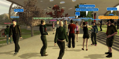 PlayStation HOME, PlayStation 3, PlayStation Network