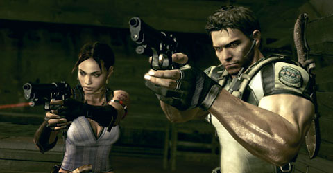 Resident Evil 5 screenshot, 	Capcom