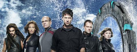 Stargate Atlantis Season 5 Cast Photo Courtesy of NBC Universal and Sci Fi Channel