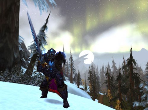 World of Warcraft expansion Wrath of the Lich King