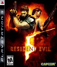 PlayStation 3 Resident Evil 5 from Capcom