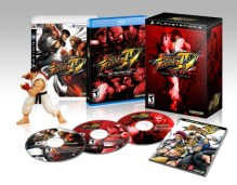 Street Fighter IV U.S. collectors edition for PlayStation 3