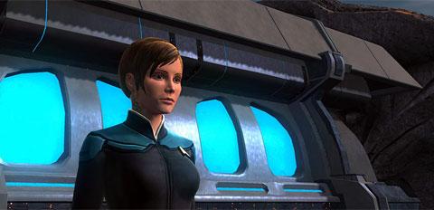Star Trek Online from Cryptic Studios