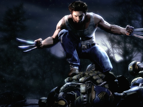X-Men Origins Wolverine from Activision