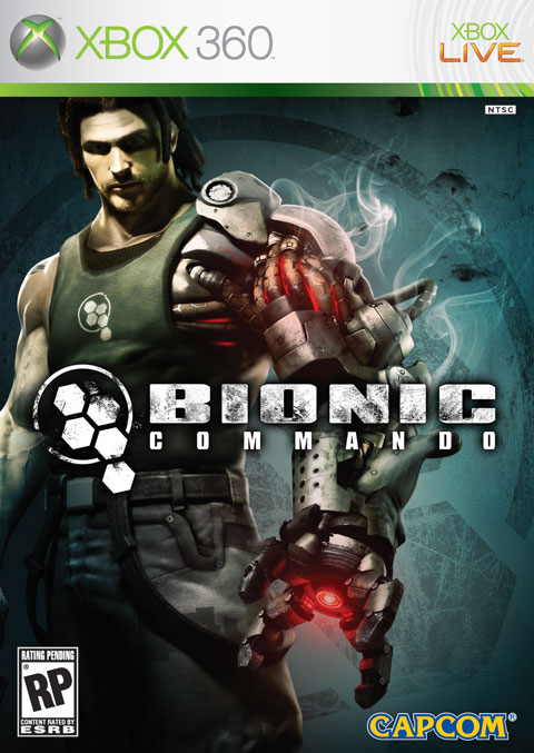 Capcom Bionic Commando Xbox 360