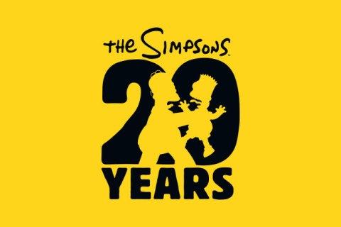 Simpsons 20 years