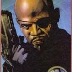 Ultimate Nick Fury from Marvel based on Samuel L Jackson