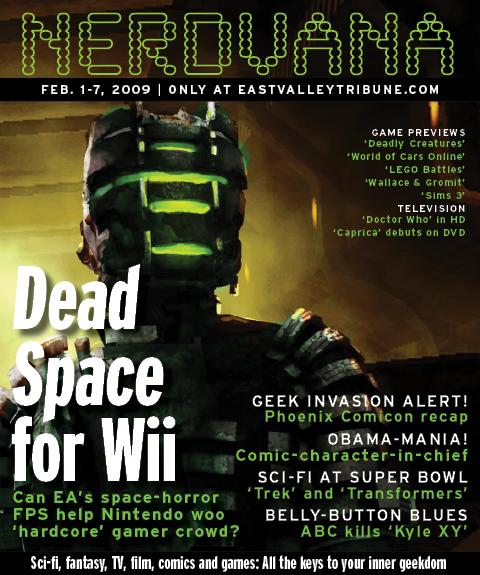 Nerdvana Weekly February 1-7, 2009