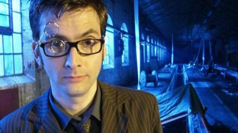 Doctor Who David Tennant BBC