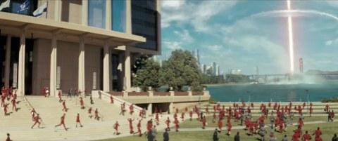Star Trek Super Bowl trailer