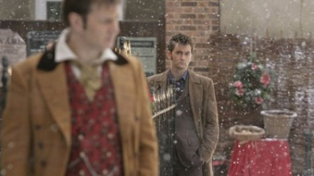 David Tennant Doctor Who iTunes Apple BBC iPhone iPod video
