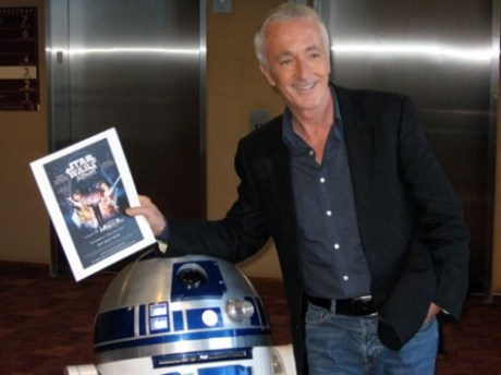 Anthony Daniels Star Wars concert