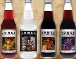 Dungeons Dragons Jones Soda