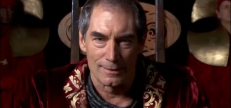 Doctor Who Time Lords Timothy Dalton